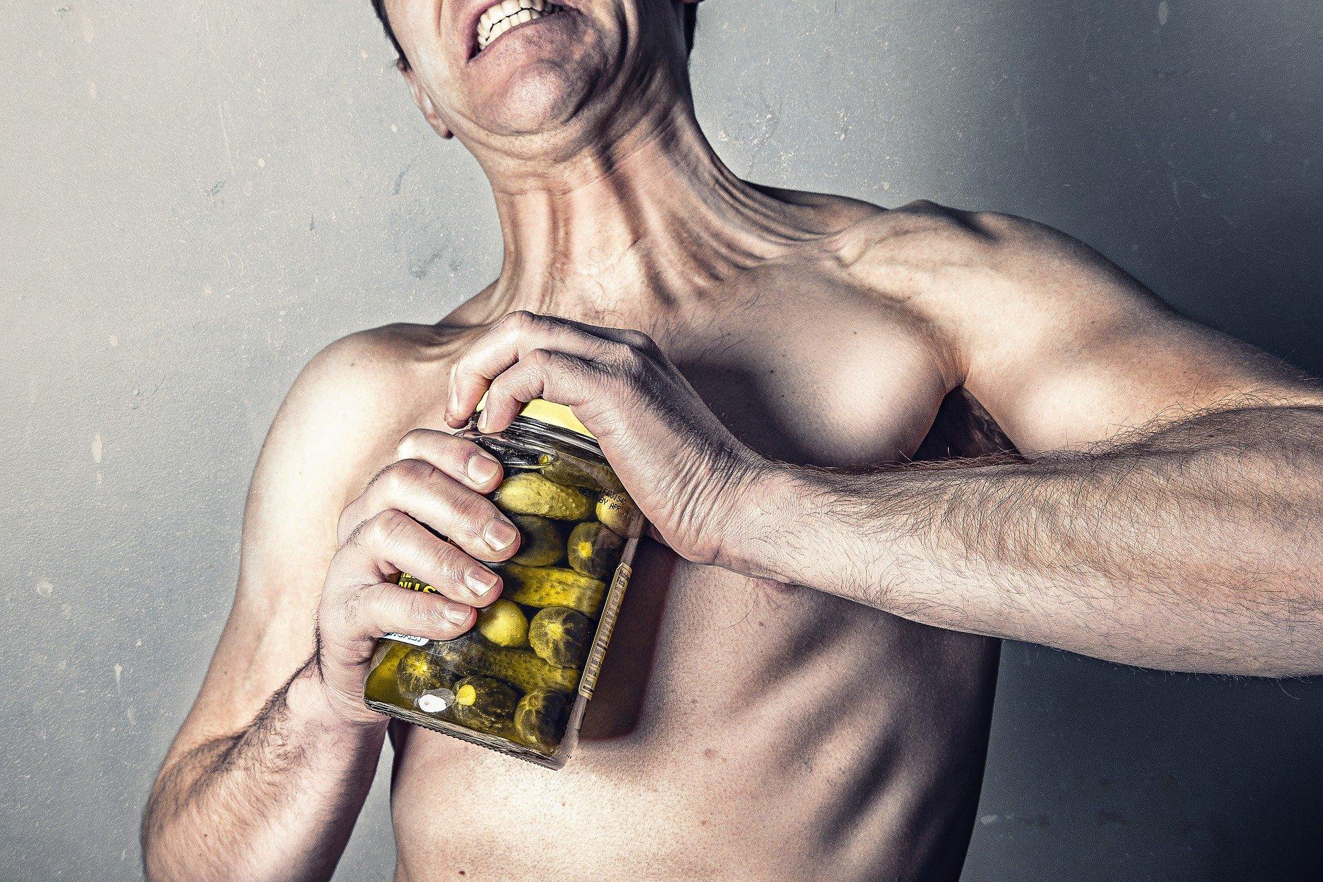 Brustmuskel Fitnessgerät