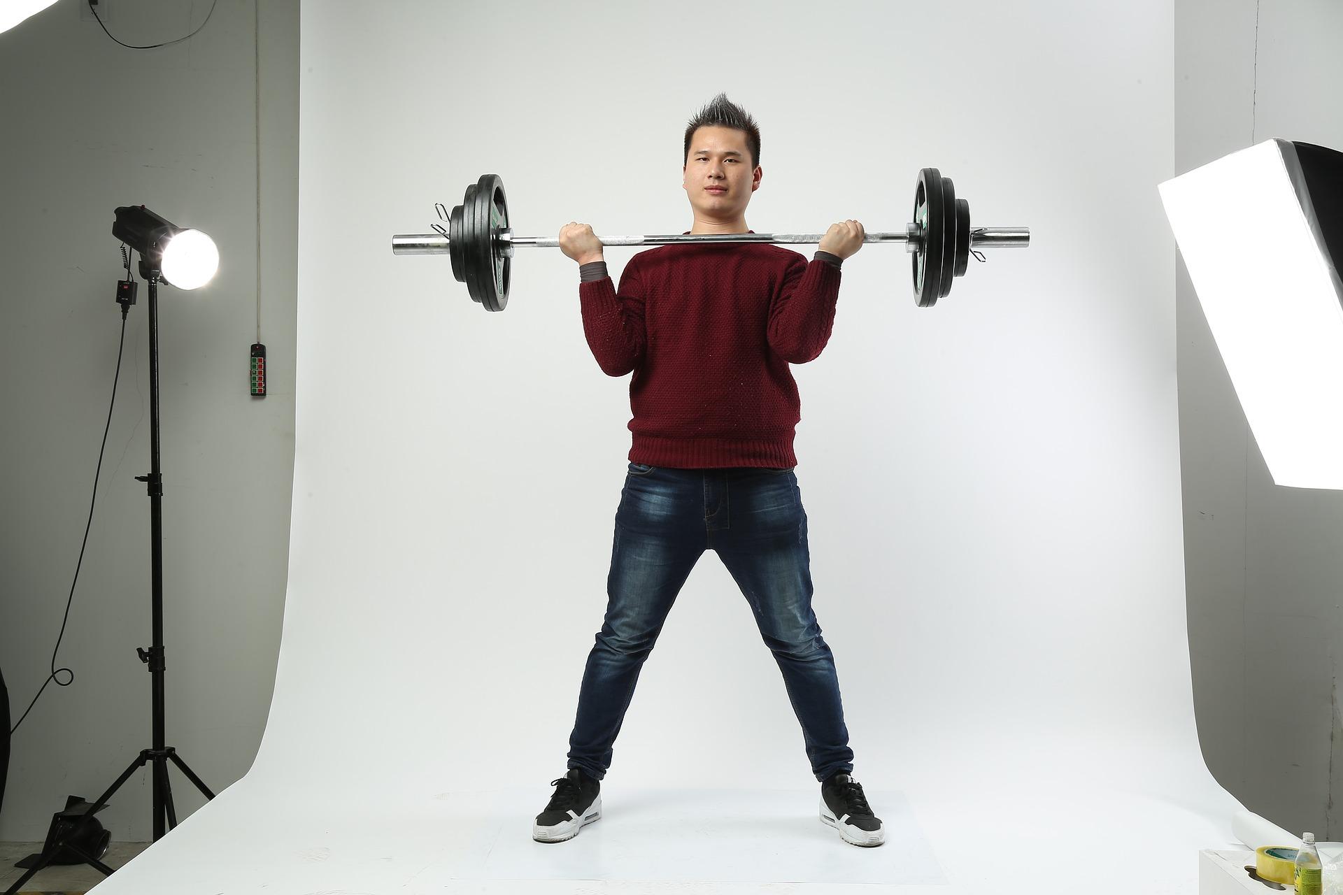 Fitnessgerät Beine