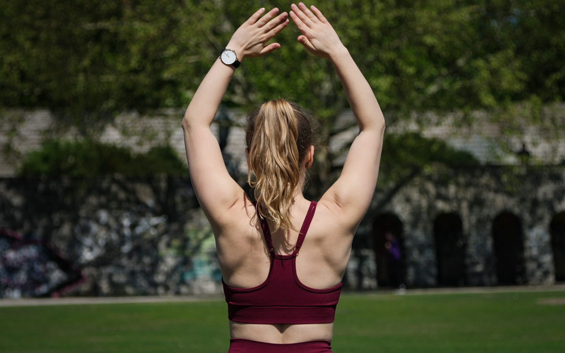 Fitnessgerät Bauch