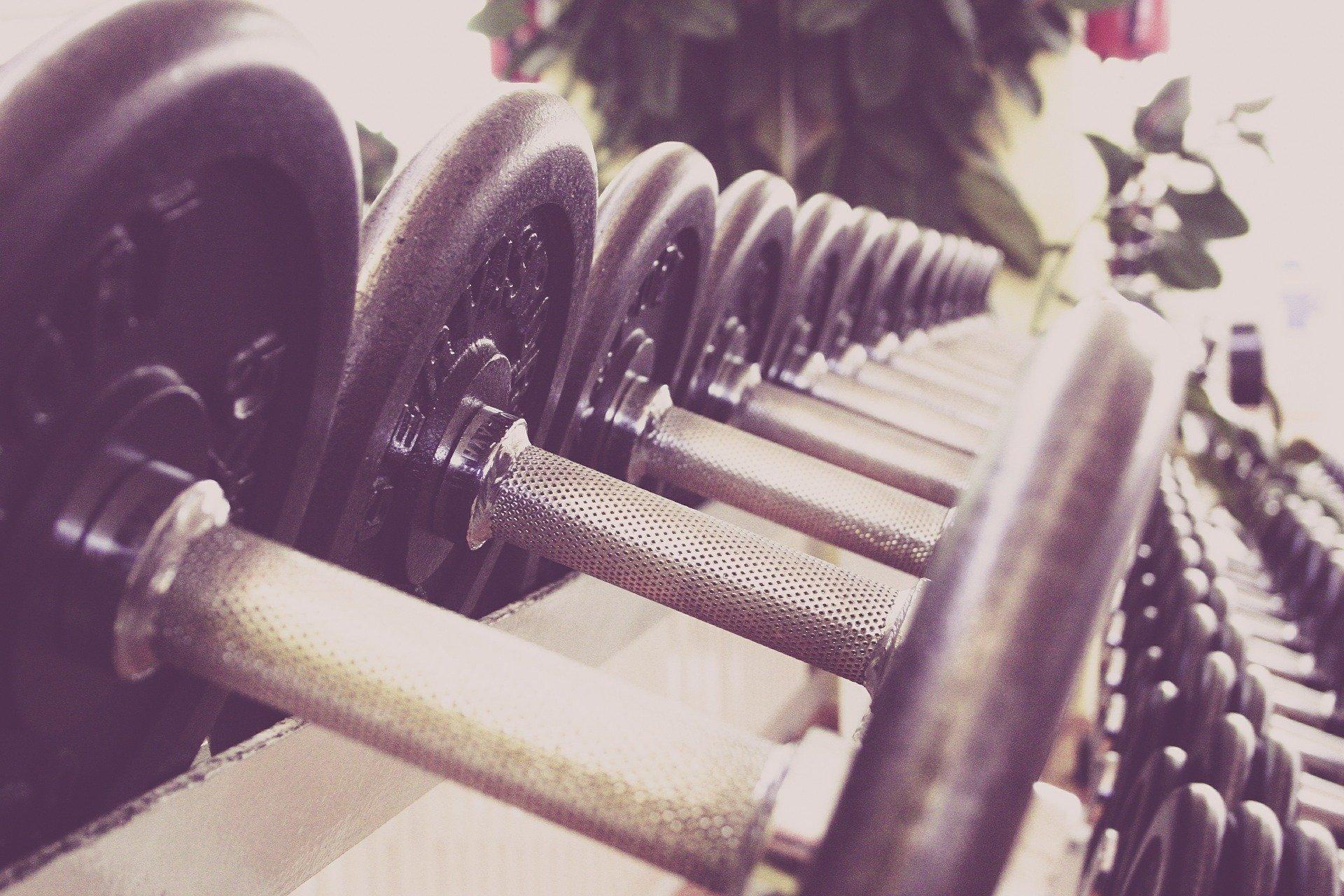 Ganzkörper Fitnessgeräte