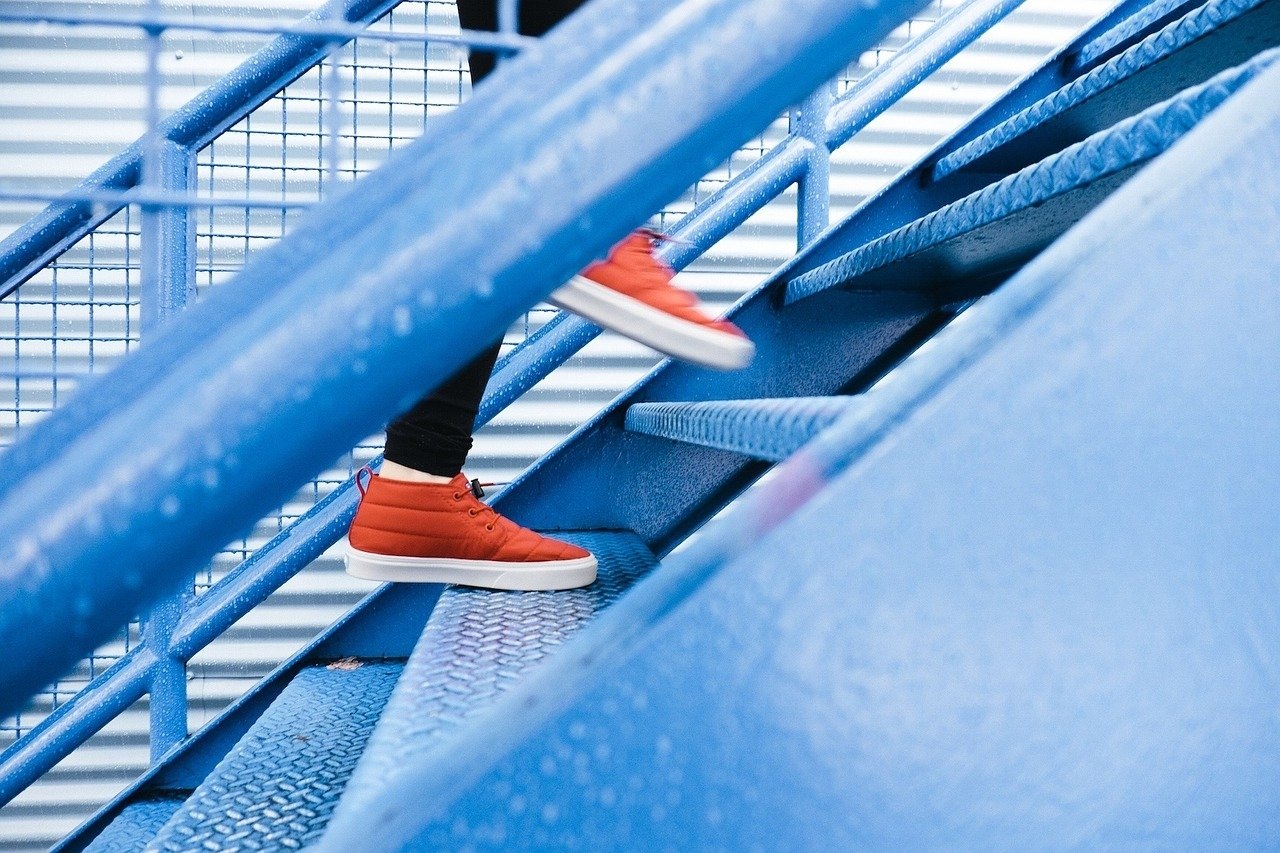 Treppensteigen Fitnessgerät