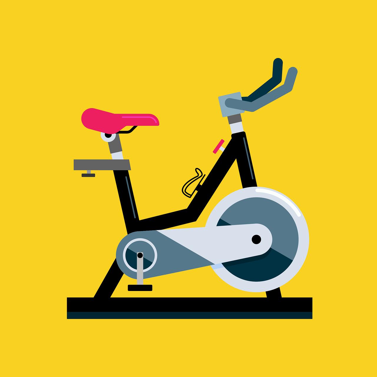 fahrrad heimtrainer