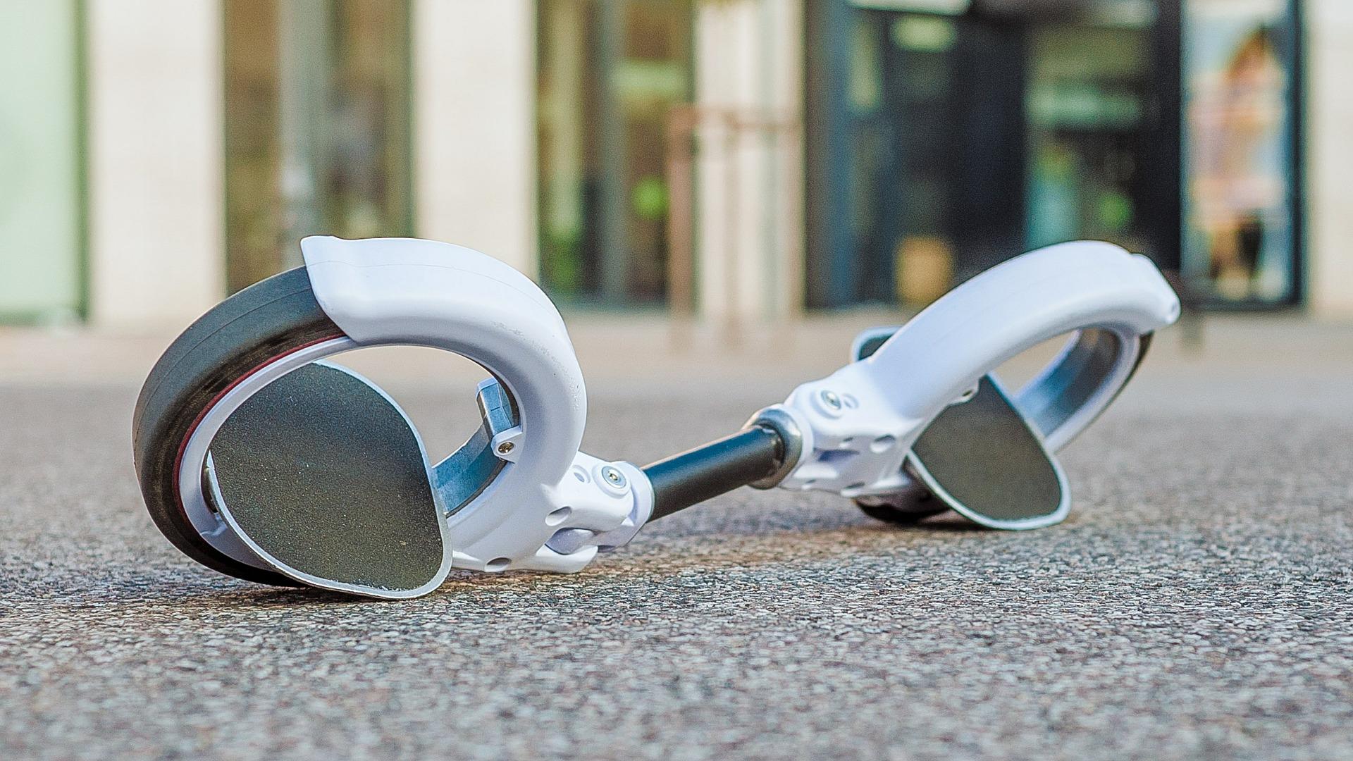 Fitnessgerät zusammenklappbar