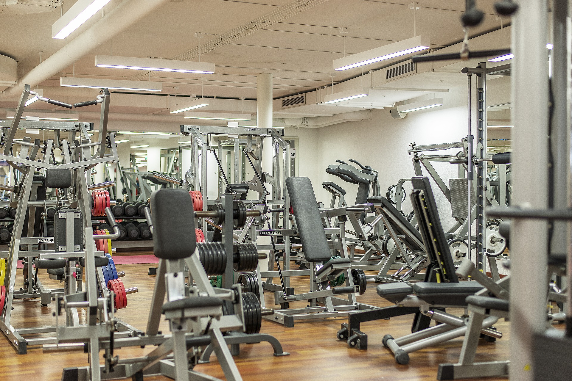 Fitnessgeräte für Bauch Beine Po