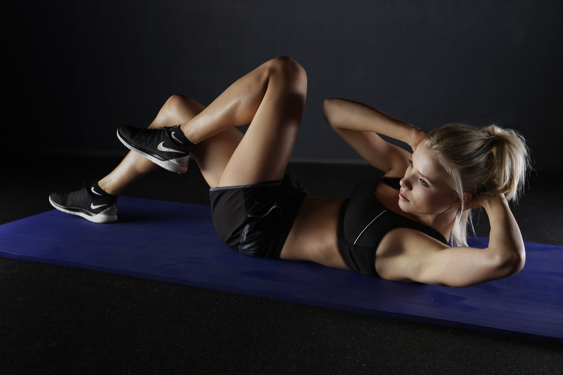 Fitnessmatte Fitnessgerät