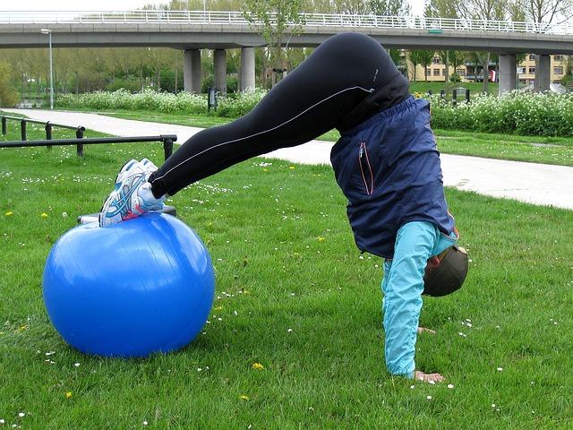Gymnastikball bis 150 kg